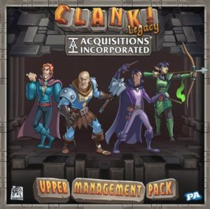 Clank! Legacy: Acquisitions Incorporated - Upper Management Pack (Special Offer)